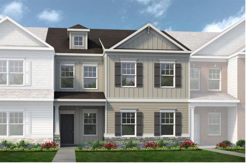 451 Panicum Street, Lawrenceville, Georgia 30046, 3 Bedrooms Bedrooms, ,3 BathroomsBathrooms,Townhouse,For Sale,451 Panicum Street,2,6831529