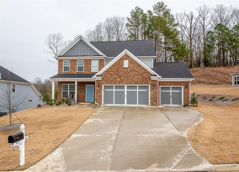 467 Greyfield Drive, Canton, Georgia 30115, 4 Bedrooms Bedrooms, ,4 BathroomsBathrooms,Single Family,For Sale,467 Greyfield Drive,2,6825946