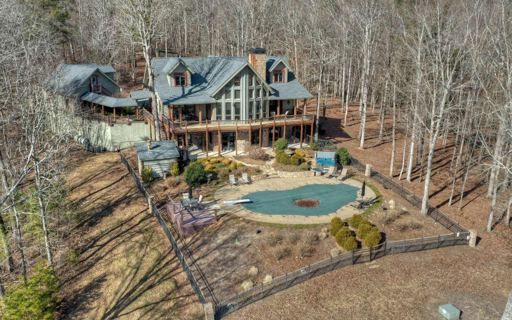 569 PETTIT RD, Ellijay, Georgia 30536, 5 Bedrooms Bedrooms, ,5 BathroomsBathrooms,Single Family,For Sale,569 PETTIT RD,303787