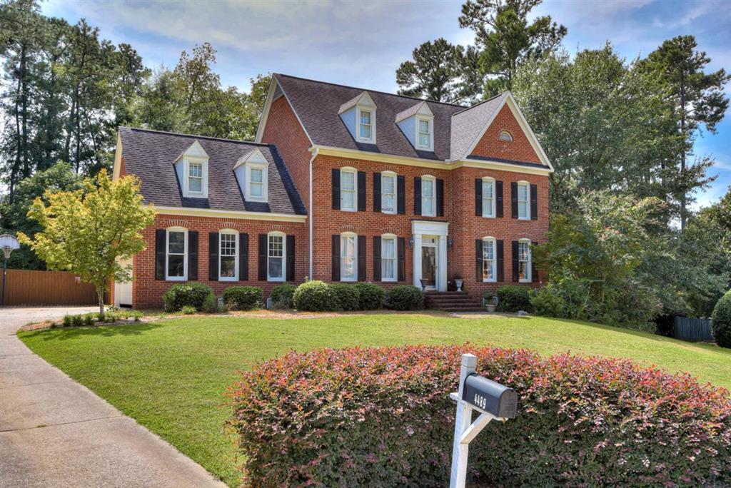 4489 Sweet Gum Court, Evans, Georgia 30809, 5 Bedrooms Bedrooms, ,4 BathroomsBathrooms,Single Family,For Sale,4489 Sweet Gum Court,461656