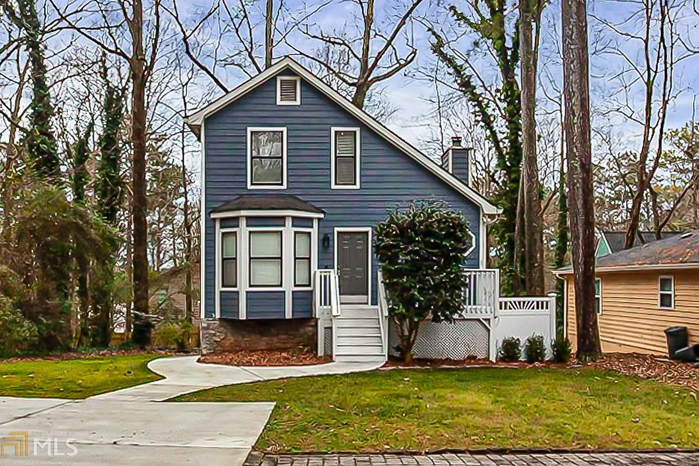 4305 Cary, Snellville, Georgia 30039, 3 Bedrooms Bedrooms, ,2 BathroomsBathrooms,Single Family,For Sale,4305 Cary,2,8919227