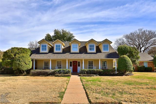 1265 Kingsbury Road, Abilene, Texas 79602, 5 Bedrooms Bedrooms, ,5 BathroomsBathrooms,Single Family,For Sale,1265 Kingsbury Road,2,14512702