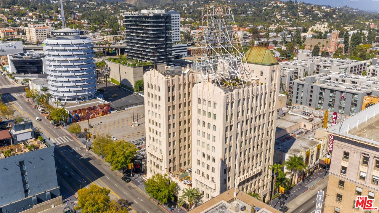 6253 HOLLYWOOD, Los Angeles, California 90028, 2 Bedrooms Bedrooms, ,2 BathroomsBathrooms,Condominium,For Sale,6253 HOLLYWOOD,10,20-564420