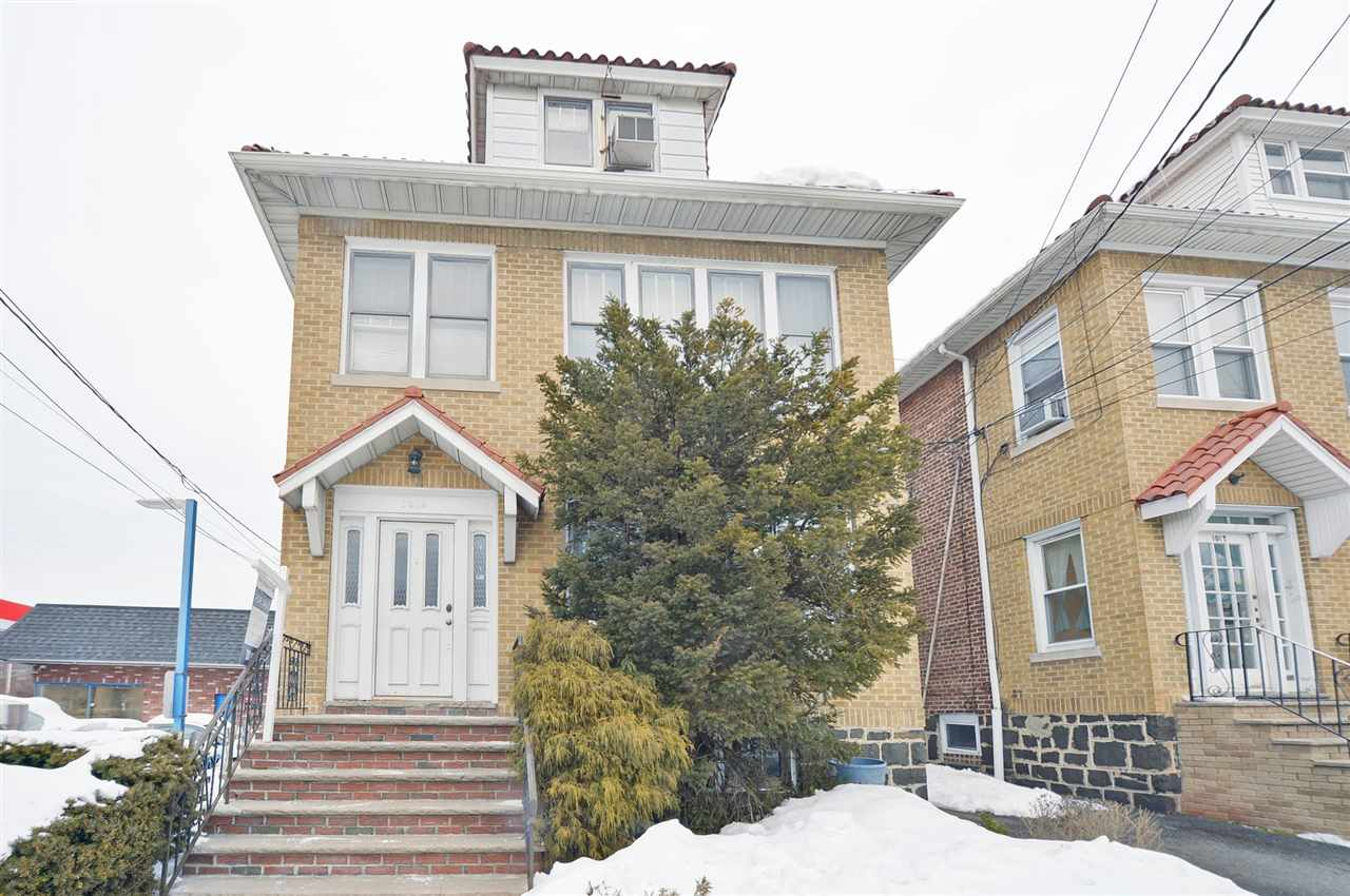 1014 88TH ST, North Bergen, New Jersey 07047, 6 Bedrooms Bedrooms, ,3 BathroomsBathrooms,Multifamily,For Sale,1014 88TH ST,210003645
