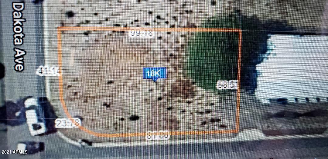 3701 N SOUTH DAKOTA Avenue, Florence, Arizona 85132, ,Lots And Land,For Sale,3701 N SOUTH DAKOTA Avenue,6196838