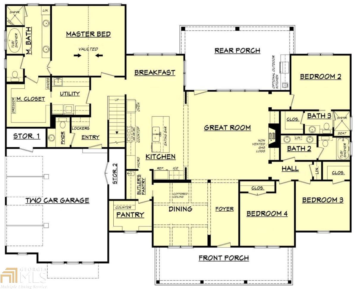 404 Fox Valley Dr, Monroe, Georgia 30656, 5 Bedrooms Bedrooms, ,5 BathroomsBathrooms,Single Family,For Sale,404 Fox Valley Dr,1,8927780