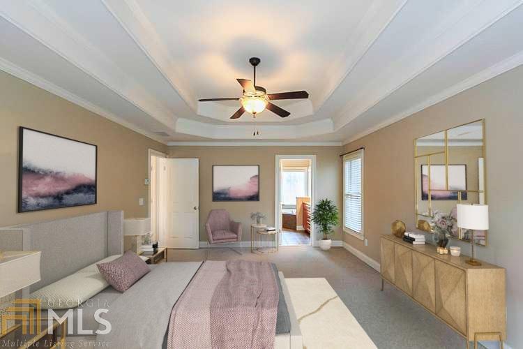 657 Braidwood, Acworth, Georgia 30101, 5 Bedrooms Bedrooms, ,4 BathroomsBathrooms,Single Family,For Sale,657 Braidwood,2,8927459