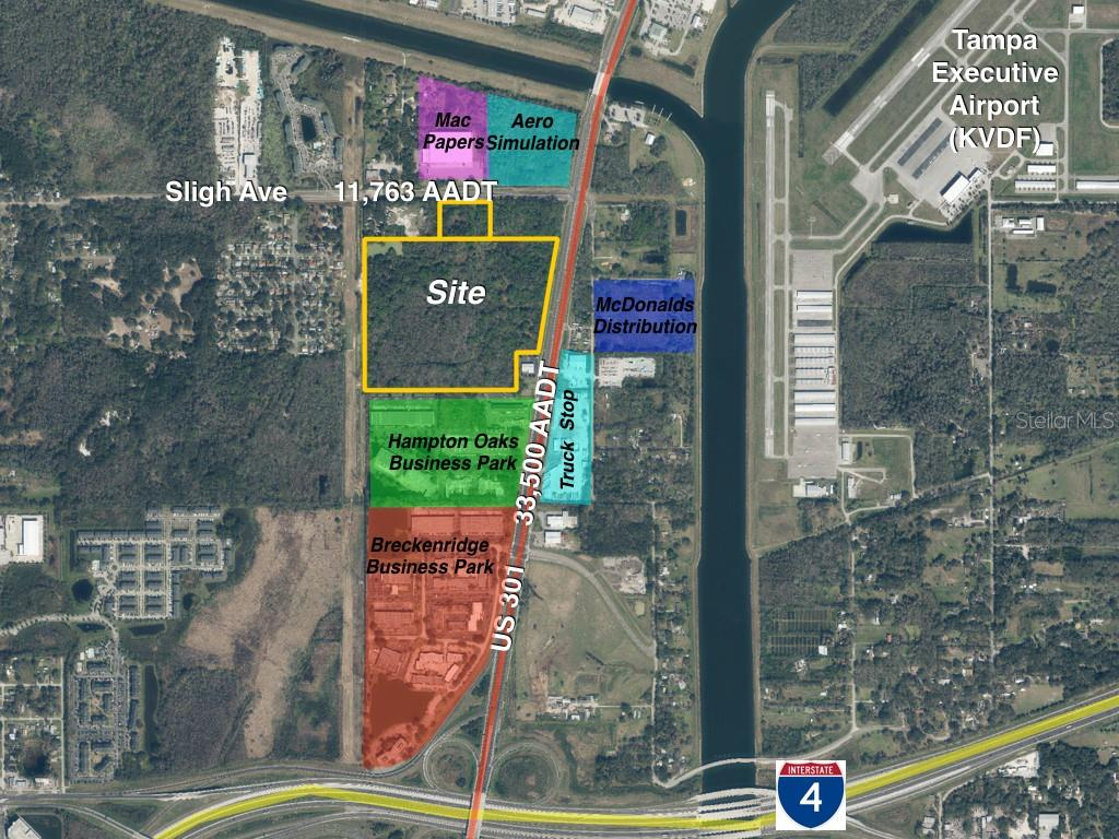 TAMPA, Florida 33607, ,Lots And Land,For Sale,U8034475