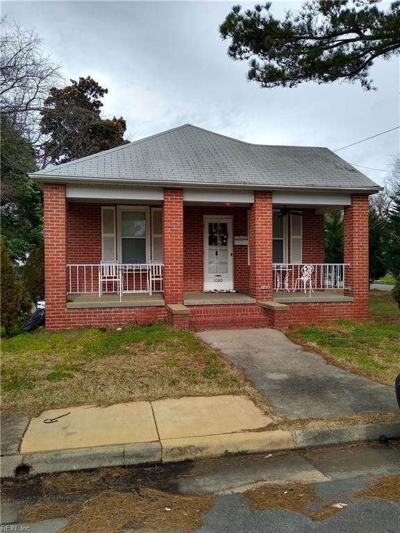 1080 Green Street, Norfolk, Virginia 23513, 2 Bedrooms Bedrooms, ,1 BathroomBathrooms,Single Family,For Sale,1080 Green Street,1,10362171