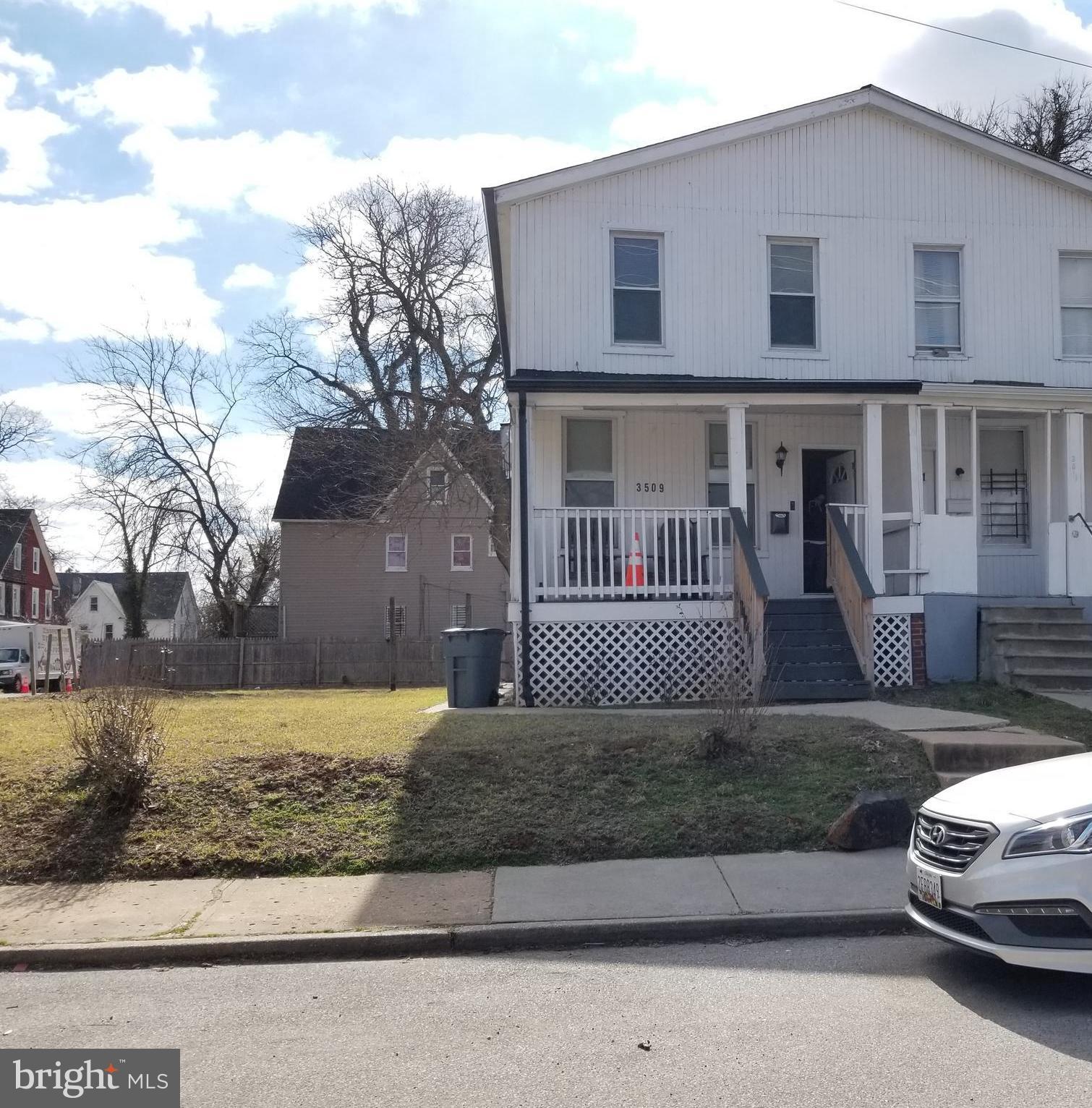 3509 HAYWARD AVENUE, BALTIMORE, Maryland 21215, 3 Bedrooms Bedrooms, ,2 BathroomsBathrooms,Townhouse,For Sale,3509 HAYWARD AVENUE,MDBA540682
