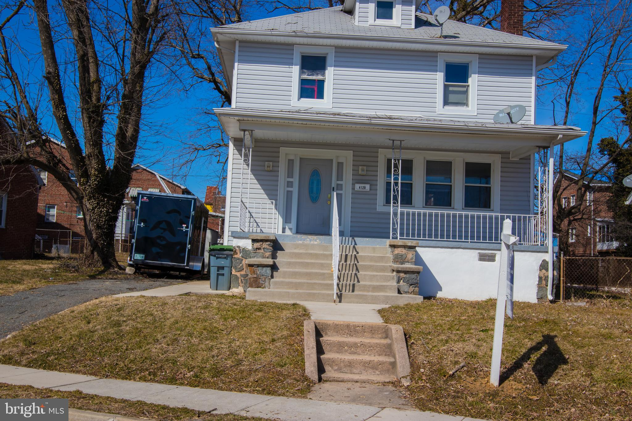 4120 BELLE AVENUE, BALTIMORE, Maryland 21215, 3 Bedrooms Bedrooms, ,3 BathroomsBathrooms,Single Family,For Sale,4120 BELLE AVENUE,MDBA539442