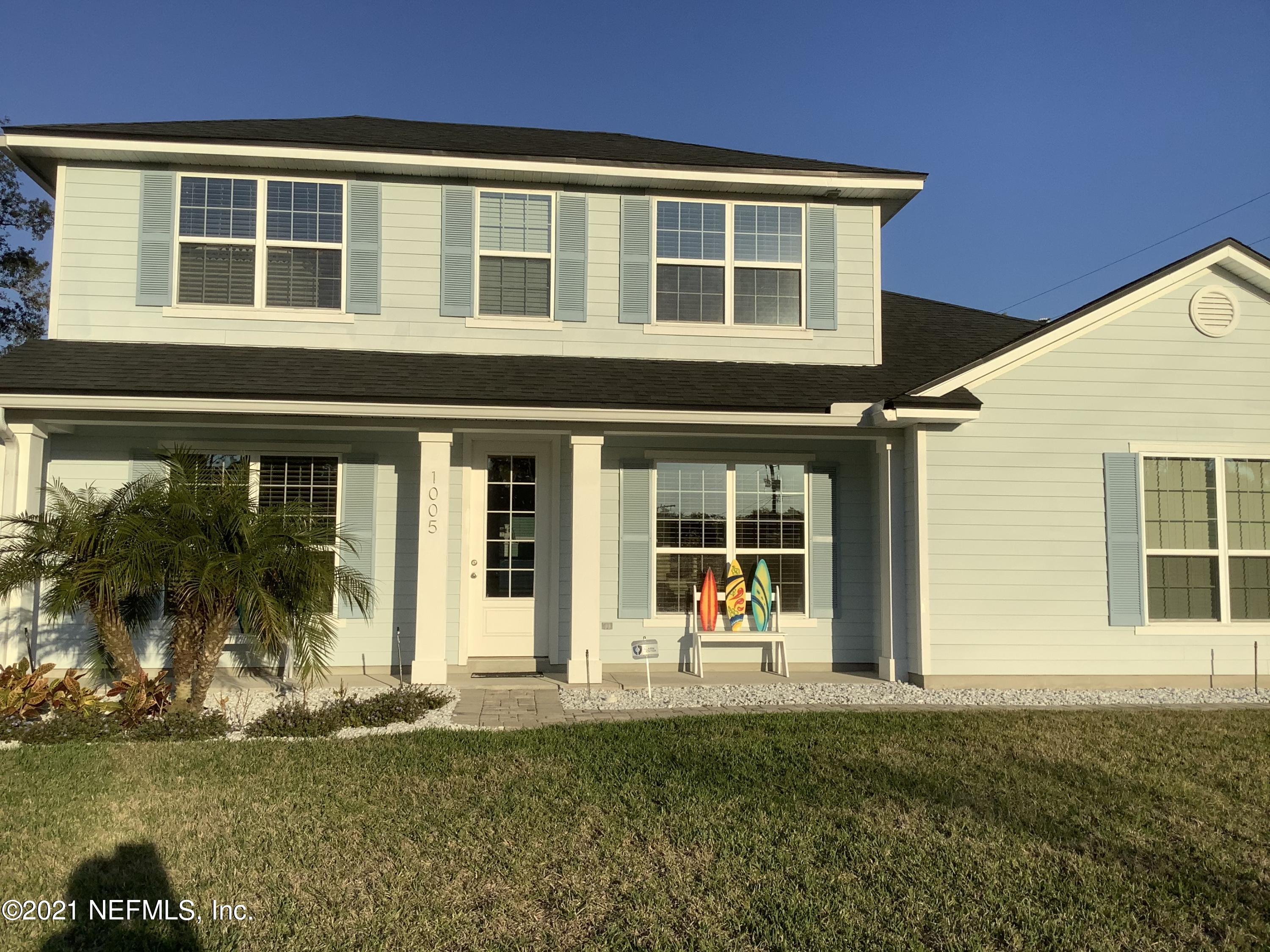 1005 16TH ST N, JACKSONVILLE BEACH, Florida 32250, 4 Bedrooms Bedrooms, ,4 BathroomsBathrooms,Single Family,For Sale,1005 16TH ST N,1097004