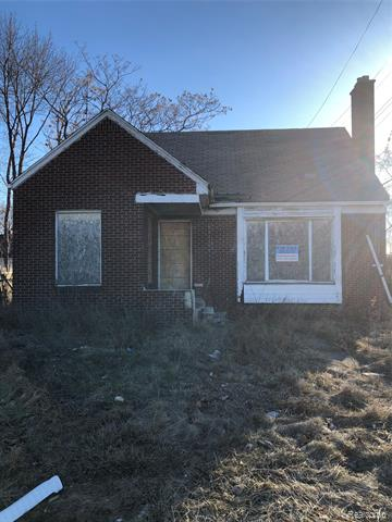 19130 CONCORD Street, Detroit, Michigan 48234, 3 Bedrooms Bedrooms, ,1 BathroomBathrooms,Single Family,For Sale,19130 CONCORD Street,1,2210012941