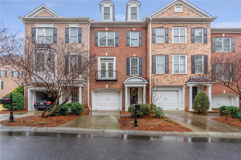 5708 Waters Edge Trail, Roswell, Georgia 30075, 2 Bedrooms Bedrooms, ,3 BathroomsBathrooms,Townhouse,For Sale,5708 Waters Edge Trail,6840039
