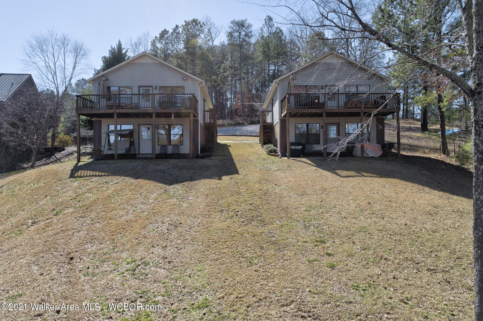 65 & 63 SAIL LANE, DOUBLE SPRINGS, Alabama 35553, 3 Bedrooms Bedrooms, ,2 BathroomsBathrooms,Single Family,For Sale,65 & 63 SAIL LANE,2,21-346