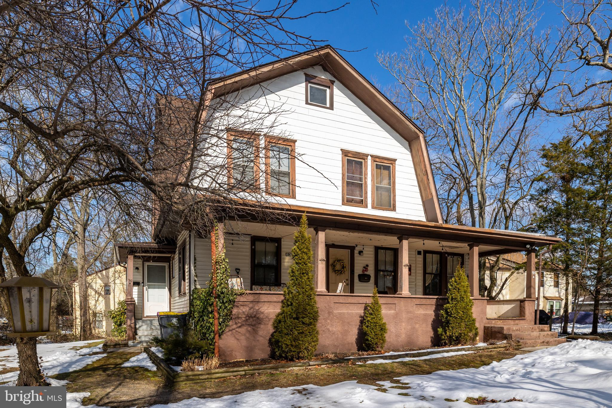 190 CLIFTON AVENUE, WEST BERLIN, New Jersey 08091, ,Multifamily,For Sale,190 CLIFTON AVENUE,NJCD412628