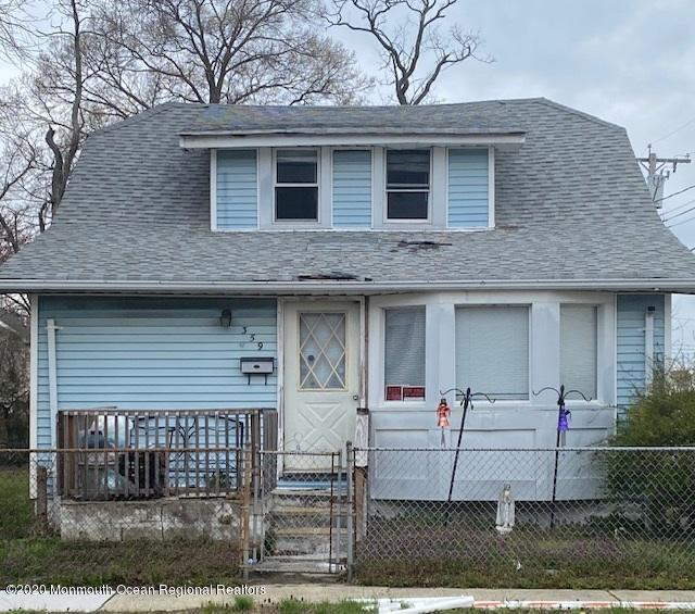 359 Park Avenue, Union Beach, New Jersey 07735, 4 Bedrooms Bedrooms, ,1 BathroomBathrooms,Single Family,For Sale,359 Park Avenue,2,22011988