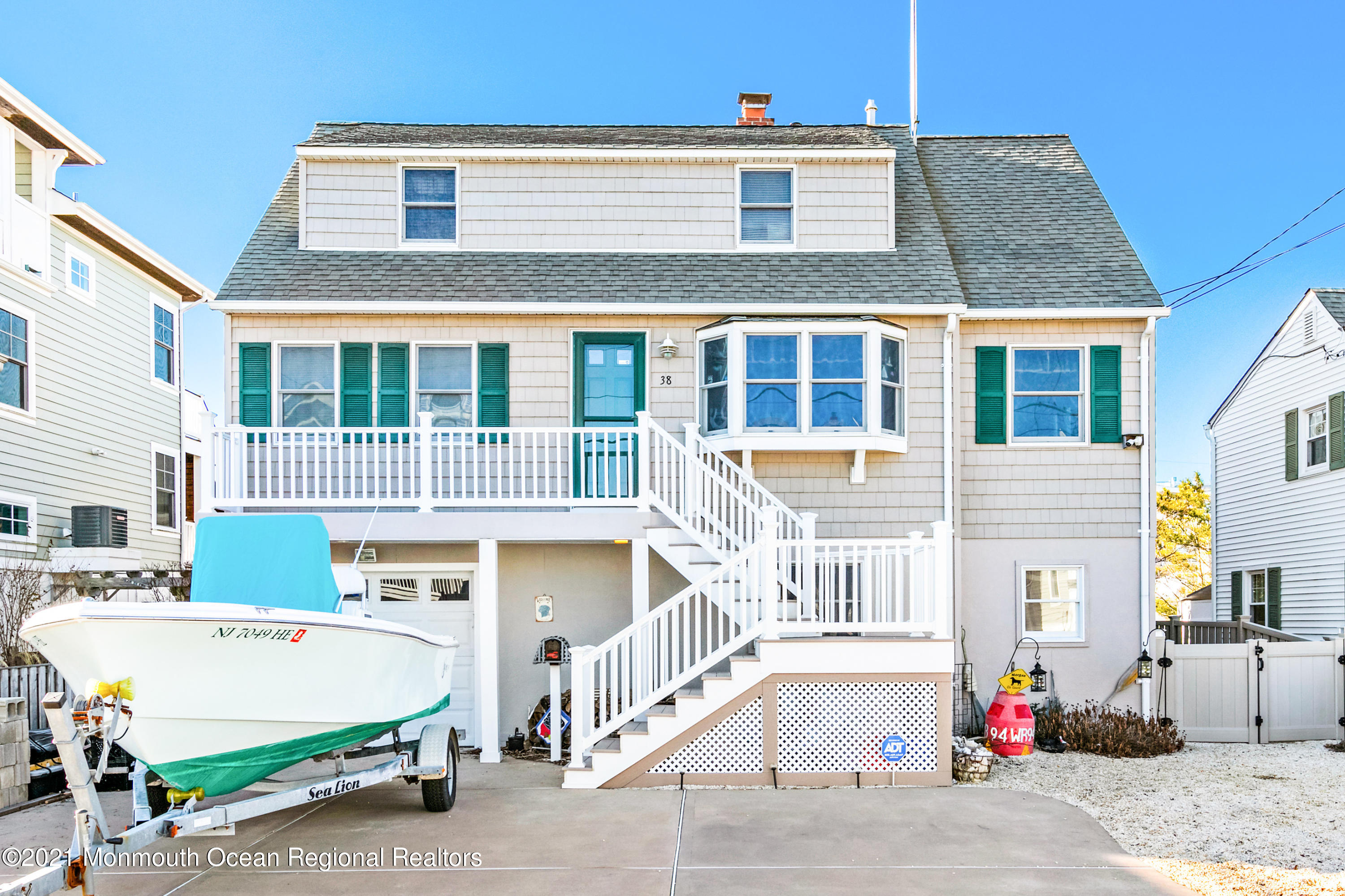 38 W Sailboat Lane, Long Beach Twp, New Jersey 08008, 3 Bedrooms Bedrooms, ,2 BathroomsBathrooms,Single Family,For Sale,38 W Sailboat Lane,2,22103825