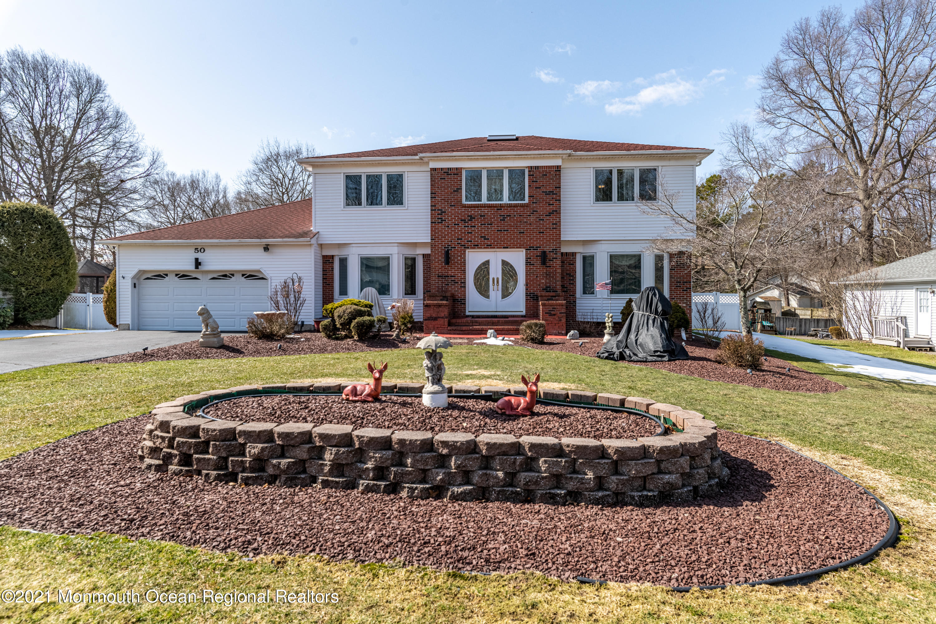 50 Bonnie Drive, Manalapan, New Jersey 07726, 5 Bedrooms Bedrooms, ,3 BathroomsBathrooms,Single Family,For Sale,50 Bonnie Drive,2,22106676