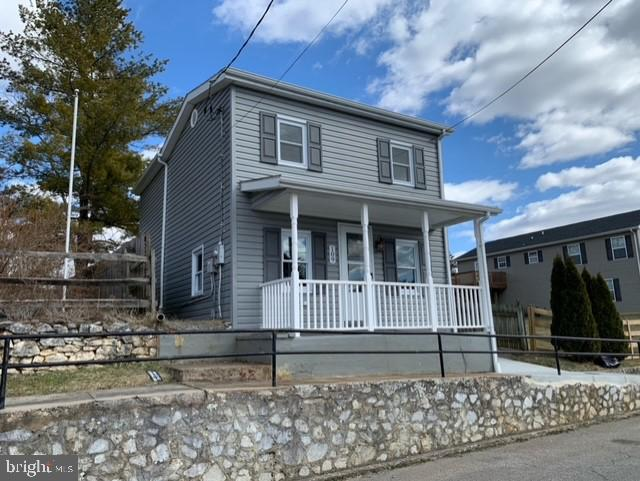 109 S HALL ST, Sharpsburg, Maryland 21782, 2 Bedrooms Bedrooms, ,1 BathroomBathrooms,Single Family,For Sale,109 S HALL ST,MDWA178174
