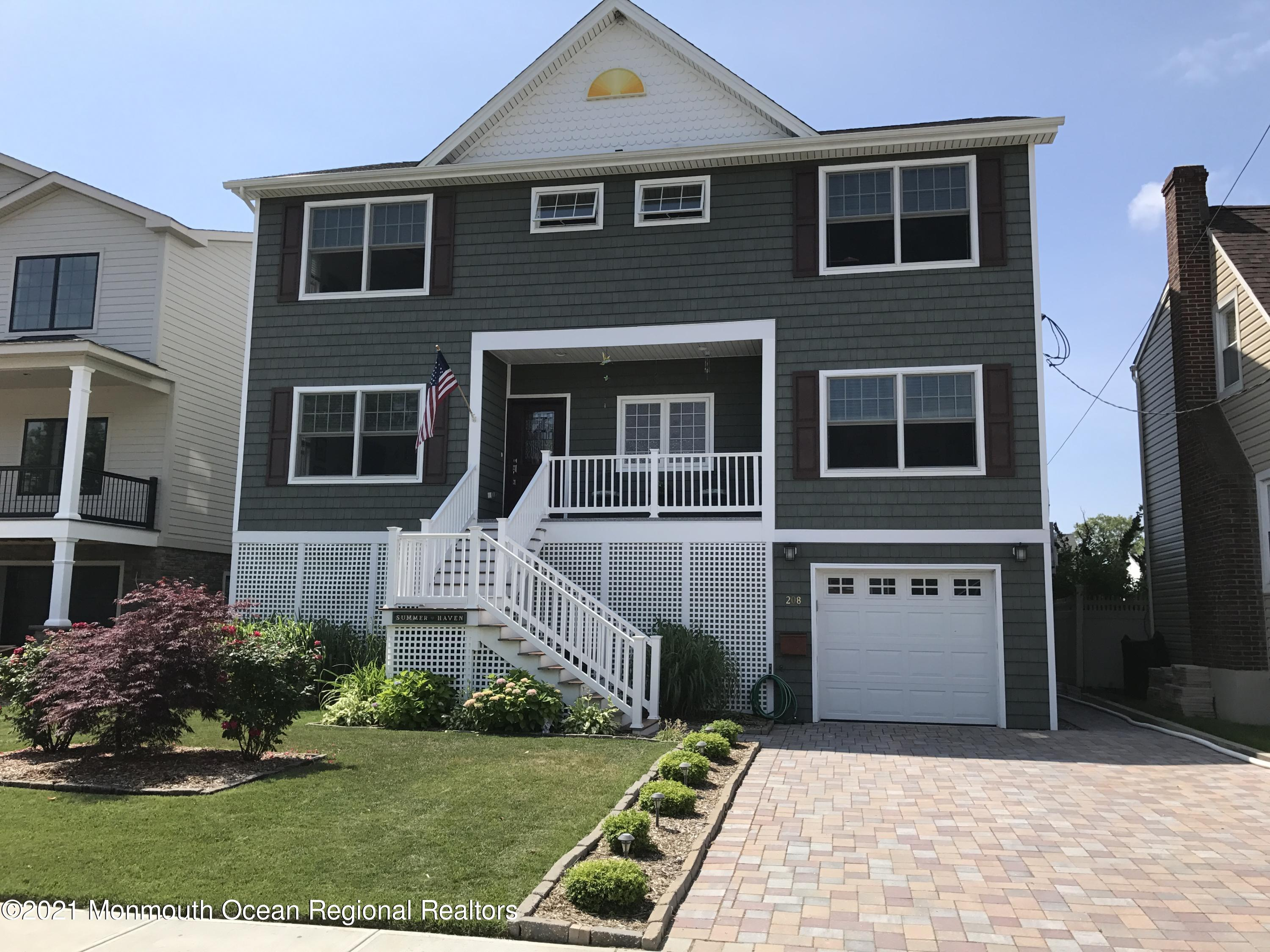 208 Central Avenue, Point Pleasant Beach, New Jersey 08742, 5 Bedrooms Bedrooms, ,3 BathroomsBathrooms,Single Family,For Sale,208 Central Avenue,3,22107039