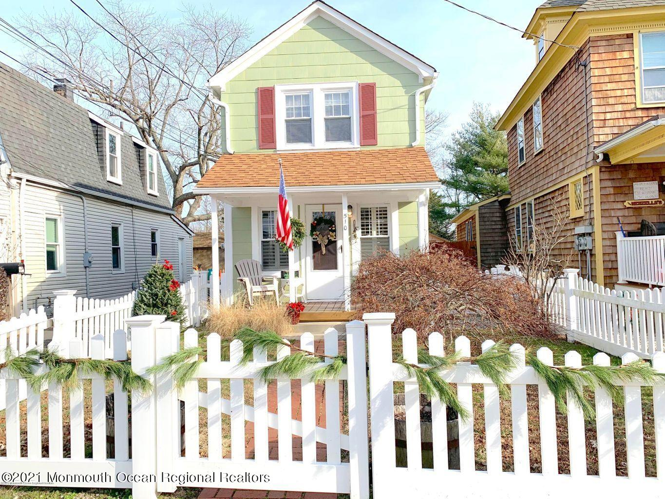 510 Cramer Avenue, Point Pleasant Beach, New Jersey 08742, 2 Bedrooms Bedrooms, ,1 BathroomBathrooms,Single Family,For Sale,510 Cramer Avenue,2,22106211