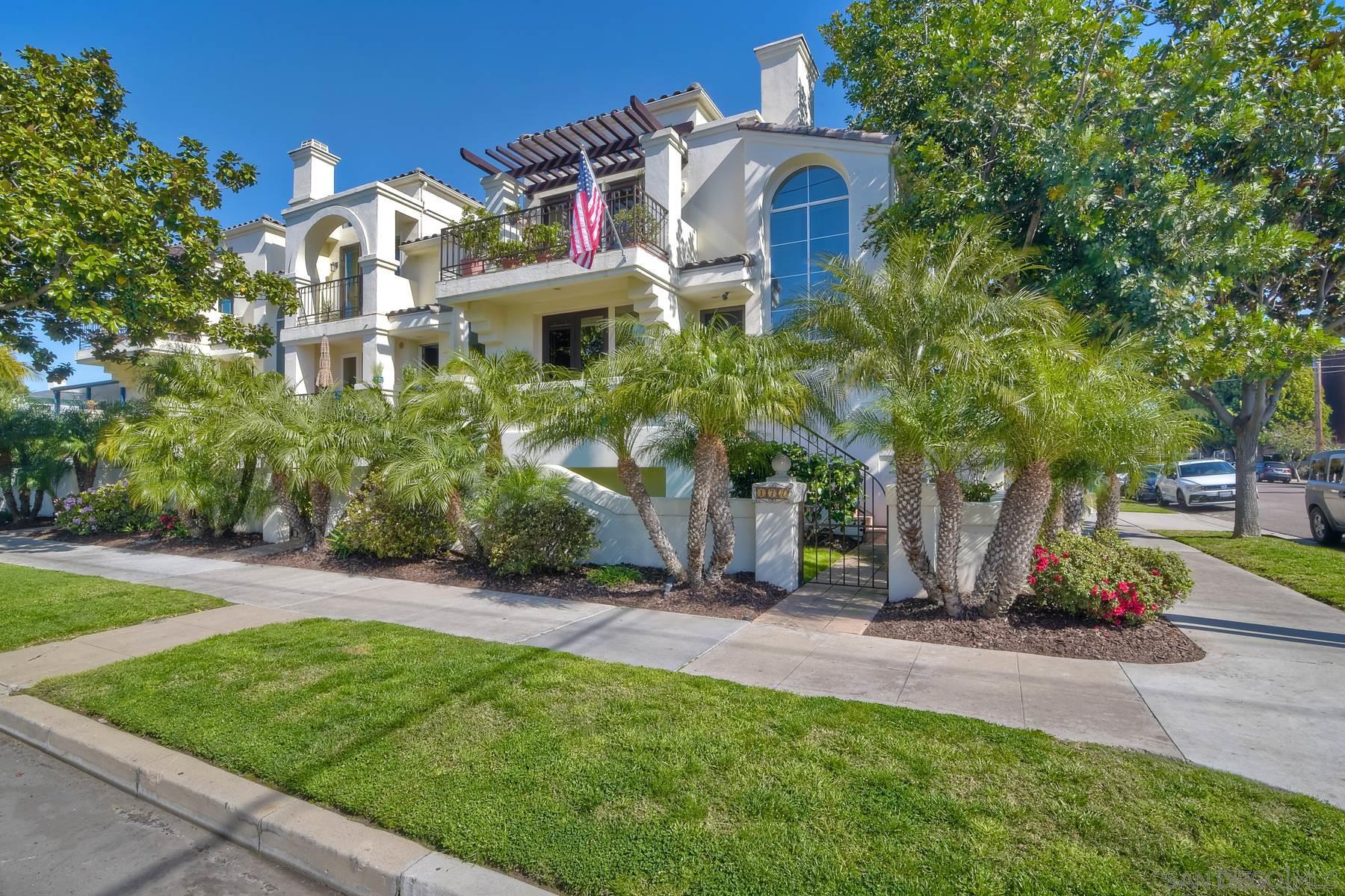 177 D Ave, Coronado, California 92118, 3 Bedrooms Bedrooms, ,3 BathroomsBathrooms,Townhouse,For Sale,177 D Ave,2,210006468