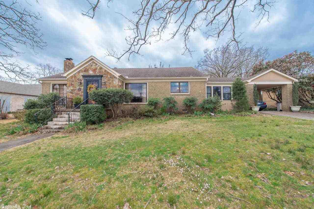 707 Skyline Drive, North Little Rock, Arkansas 72116, 3 Bedrooms Bedrooms, ,2 BathroomsBathrooms,Single Family,For Sale,707 Skyline Drive,21006937