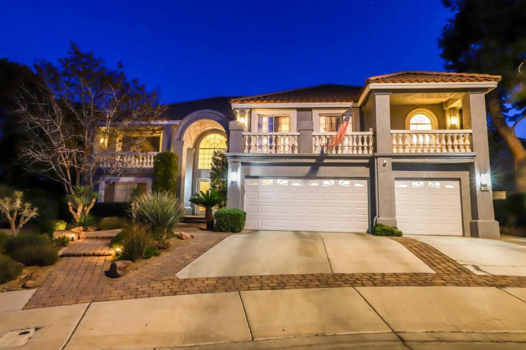 144 Overlook Court, Henderson, Nevada 89074, 6 Bedrooms Bedrooms, ,5 BathroomsBathrooms,Single Family,For Sale,144 Overlook Court,2277325