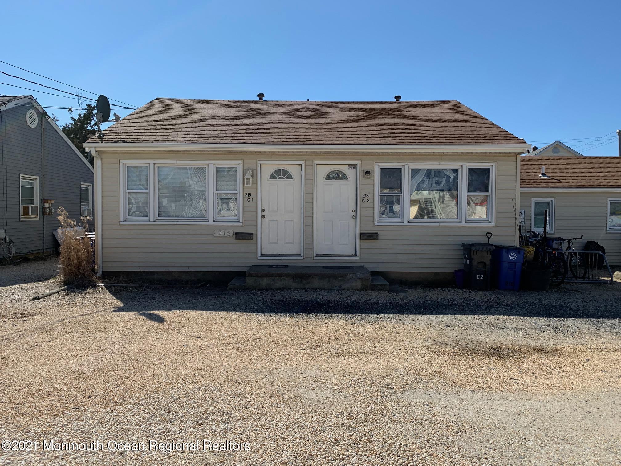 218 Ocean Avenue, Point Pleasant Beach, New Jersey 08742, 4 Bedrooms Bedrooms, ,2 BathroomsBathrooms,Multifamily,For Sale,218 Ocean Avenue,1,22107449