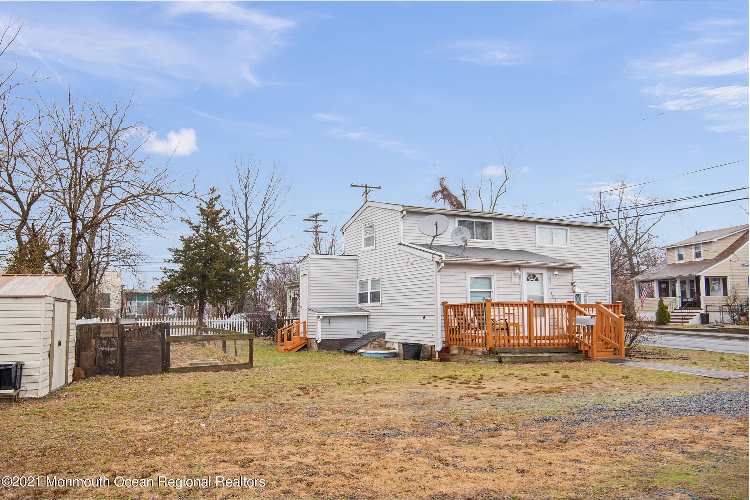 603 Poole Avenue, Union Beach, New Jersey 07735, 3 Bedrooms Bedrooms, ,1 BathroomBathrooms,Single Family,For Sale,603 Poole Avenue,2,22108508