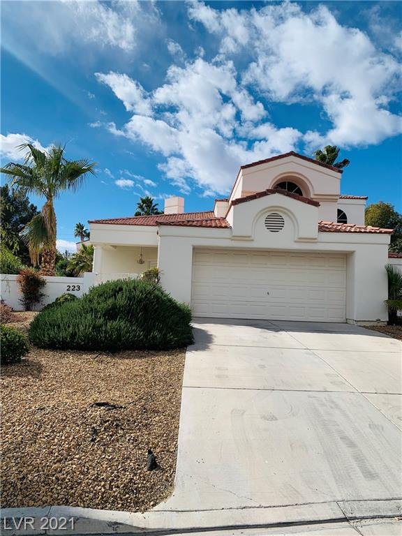 223 Drysdale Circle, Henderson, Nevada 89074, 4 Bedrooms Bedrooms, ,4 BathroomsBathrooms,Single Family,For Sale,223 Drysdale Circle,2,2271009