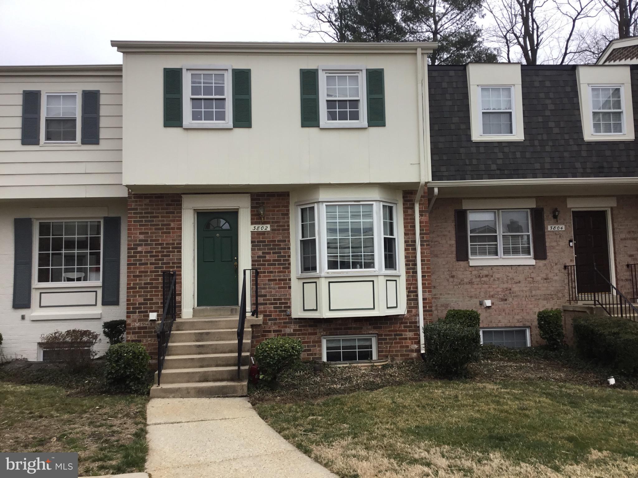 3802 TREMAYNE TERRACE, SILVER SPRING, Maryland 20906, 4 Bedrooms Bedrooms, ,4 BathroomsBathrooms,Condominium,For Sale,3802 TREMAYNE TERRACE,MDMC749528