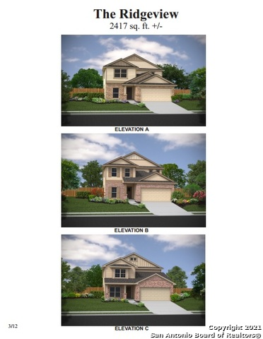140 Sambar Main, Cibolo, Texas 78108, 5 Bedrooms Bedrooms, ,3 BathroomsBathrooms,Single Family,For Sale,140 Sambar Main,1515750
