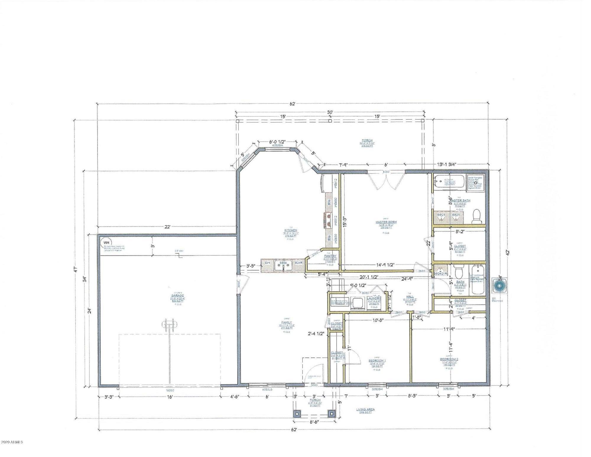 11540 E 4TH Avenue, Apache Junction, Arizona 85120, 3 Bedrooms Bedrooms, ,2 BathroomsBathrooms,Single Family,For Sale,11540 E 4TH Avenue,1,6210876