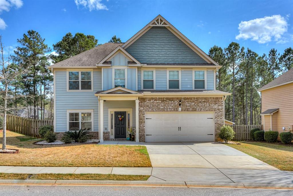 3852 Berkshire Way, Grovetown, Georgia 30813, 4 Bedrooms Bedrooms, ,3 BathroomsBathrooms,Single Family,For Sale,3852 Berkshire Way,2,467696