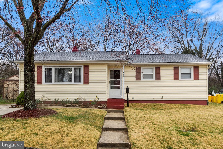 239 SPRING GAP S, Laurel, Maryland 20724, 5 Bedrooms Bedrooms, ,3 BathroomsBathrooms,Single Family,For Sale,239 SPRING GAP S,MDAA462864