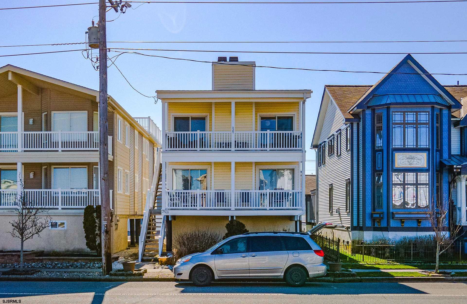2507 West, OCEAN CITY, New Jersey 08226, 3 Bedrooms Bedrooms, ,2 BathroomsBathrooms,Common Interest,For Sale,2507 West,1,548738