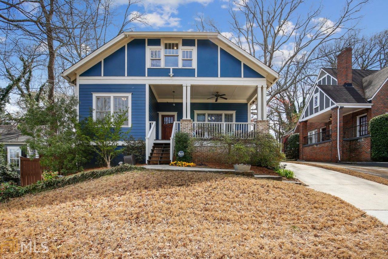 1585 Glenwood Ave, Atlanta, Georgia 30316, 4 Bedrooms Bedrooms, ,3 BathroomsBathrooms,Single Family,For Sale,1585 Glenwood Ave,2,8948150
