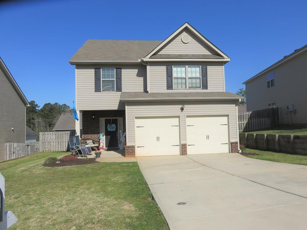 340 Congling Circle, Grovetown, Georgia 30813, 4 Bedrooms Bedrooms, ,3 BathroomsBathrooms,Single Family,For Sale,340 Congling Circle,2,468111