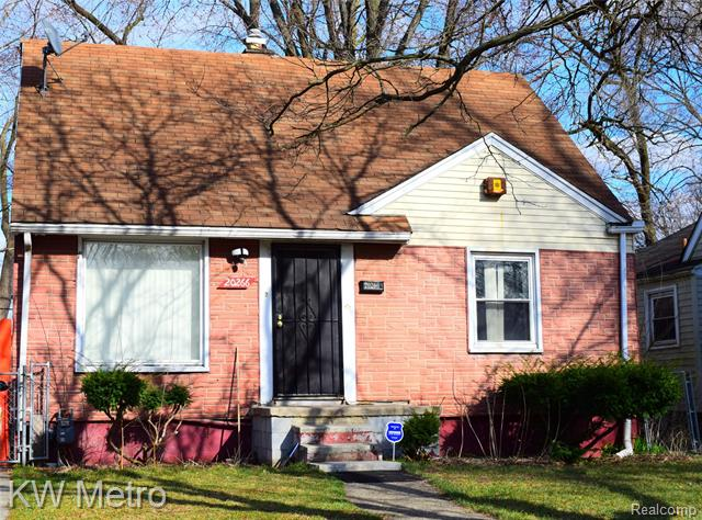 20266 Archdale, Detroit, Michigan 48235, 3 Bedrooms Bedrooms, ,1 BathroomBathrooms,Single Family,For Sale,20266 Archdale,2,2210021819