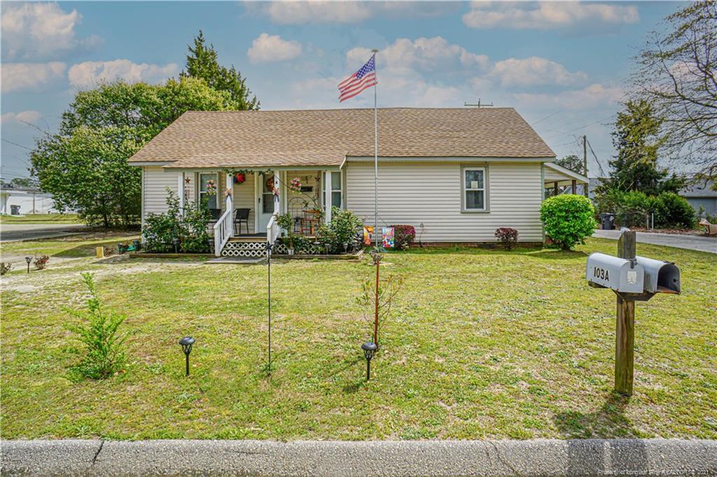 103 Scarborough Street, Spring Lake, North Carolina 28390, ,Multifamily,For Sale,103 Scarborough Street,653407