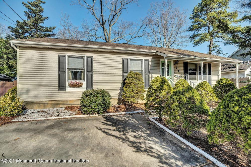 26 Homestead Drive, Brick, New Jersey 08723, 3 Bedrooms Bedrooms, ,1 BathroomBathrooms,Single Family,For Sale,26 Homestead Drive,1,22109629