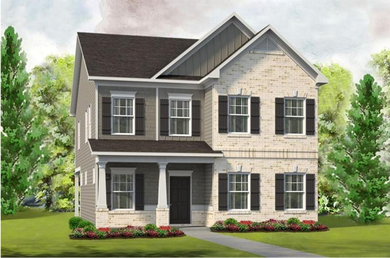 734 Zoysia Lane, Lawrenceville, Georgia 30046, 4 Bedrooms Bedrooms, ,3 BathroomsBathrooms,Single Family,For Sale,734 Zoysia Lane,2,6864618