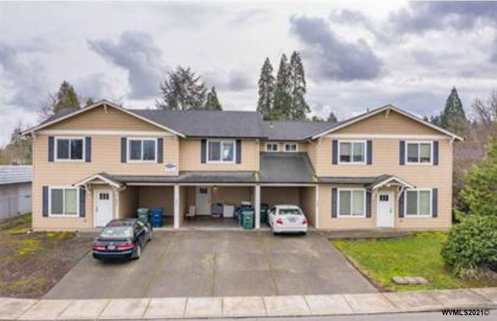 595 Jackson (-599) St W, Monmouth, Oregon 97361, 9 Bedrooms Bedrooms, ,9 BathroomsBathrooms,Multifamily,For Sale,595 Jackson (-599) St W,775677