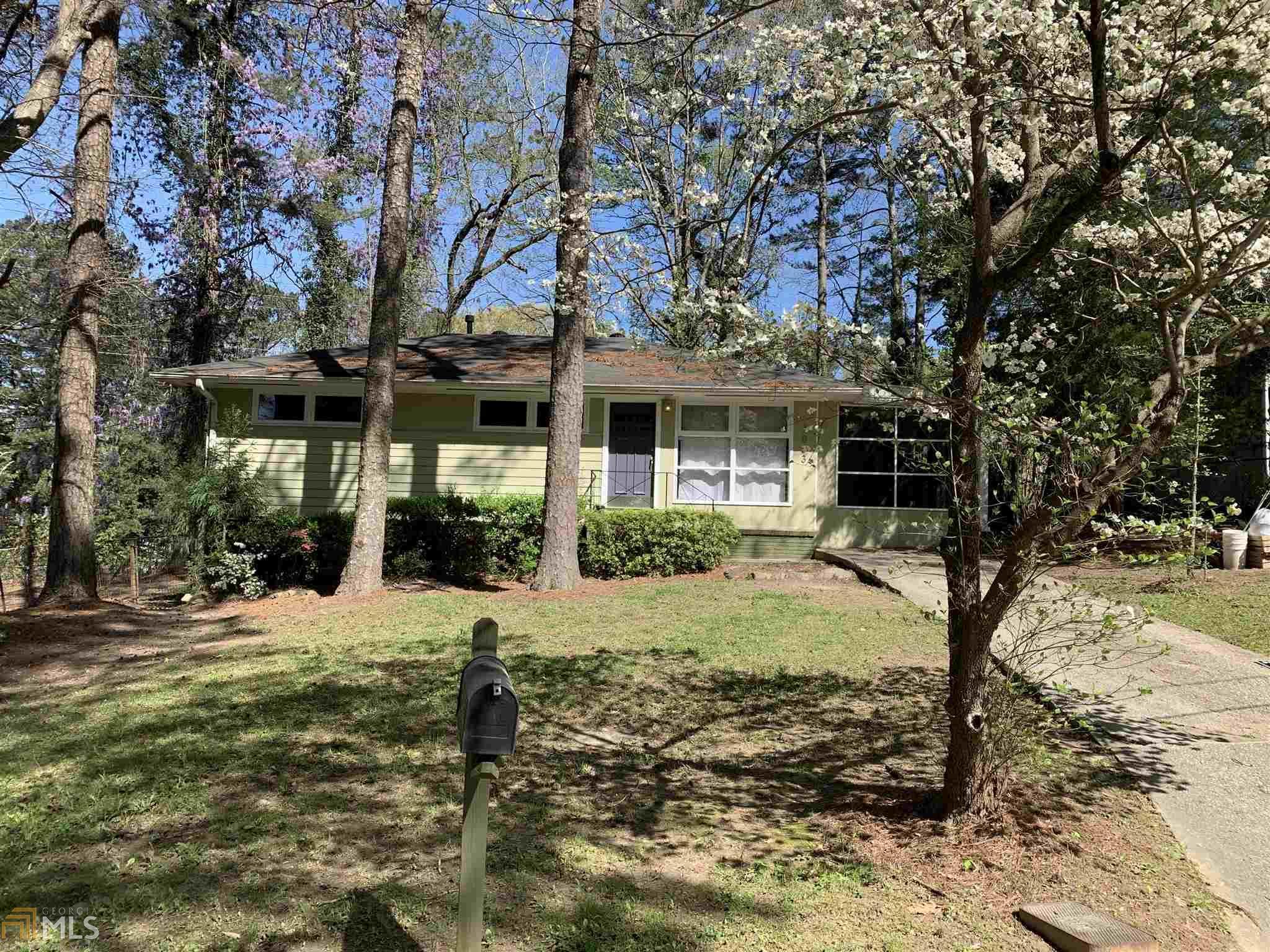 3063 Mckenzie Dr, East Point, Georgia 30344, 3 Bedrooms Bedrooms, ,1 BathroomBathrooms,Single Family,For Sale,3063 Mckenzie Dr,1,8953242