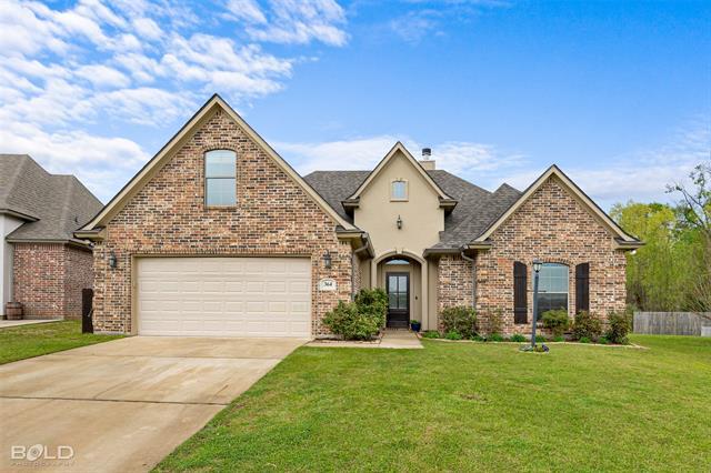 364 Wood Springs, Haughton, Louisiana 71037, 4 Bedrooms Bedrooms, ,2 BathroomsBathrooms,Single Family,For Sale,364 Wood Springs,2,14542778