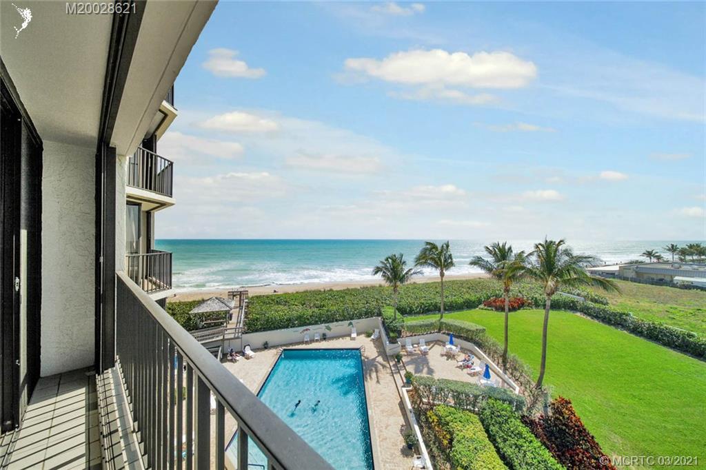 9650 S Ocean Drive, Jensen Beach, Florida 34957, 2 Bedrooms Bedrooms, ,2 BathroomsBathrooms,Condominium,For Sale,9650 S Ocean Drive,M20028621