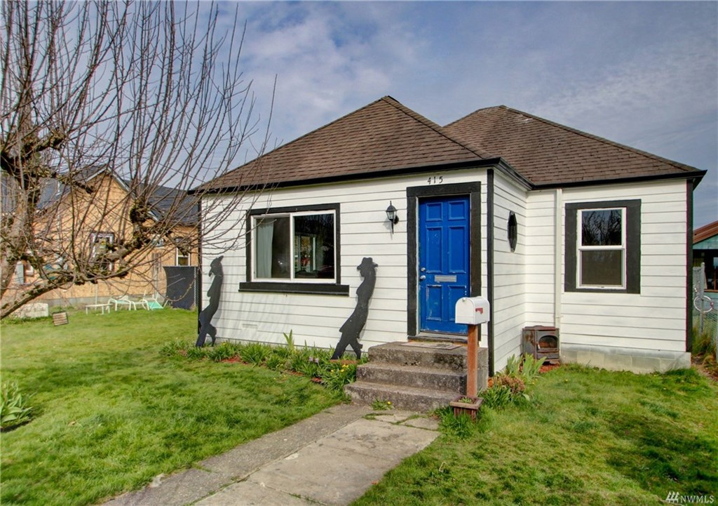 415 Puget St, Sedro Woolley, Washington 98284, 3 Bedrooms Bedrooms, ,1 BathroomBathrooms,Single Family,For Sale,415 Puget St,1751452