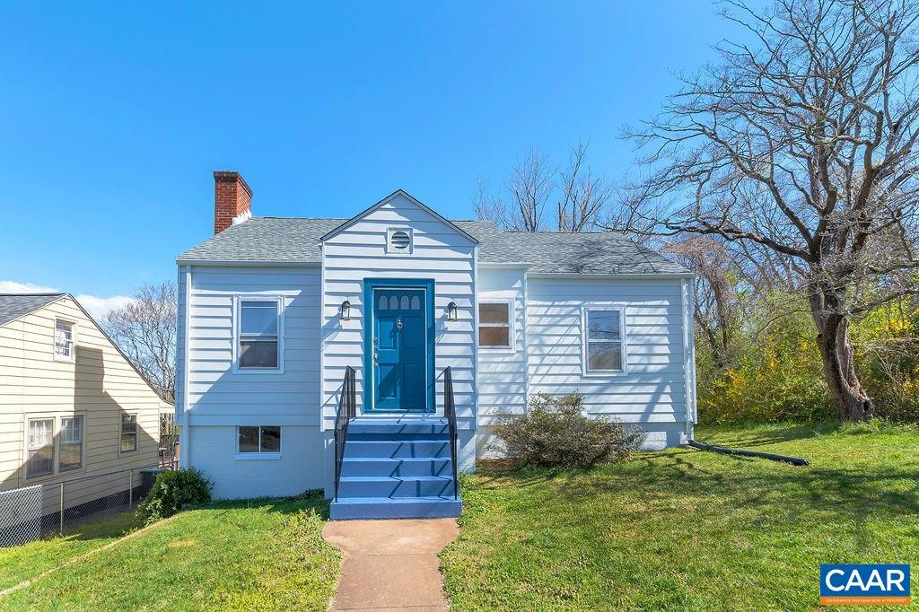 1345 CHESAPEAKE ST, Charlottesville, Virginia 22902, 3 Bedrooms Bedrooms, ,1 BathroomBathrooms,Single Family,For Sale,1345 CHESAPEAKE ST,1.5,615786
